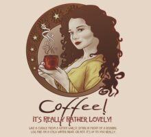 Coffee Propaganda by phantomssiren