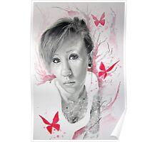 Exposing Butterflies Poster