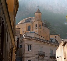 Positano Italy by KSBailey