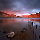 Red Sky at Night by Jeanie