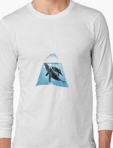 Small World 2 Long Sleeve T-Shirt