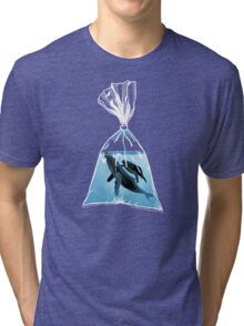 Small World 2 Tri-blend T-Shirt