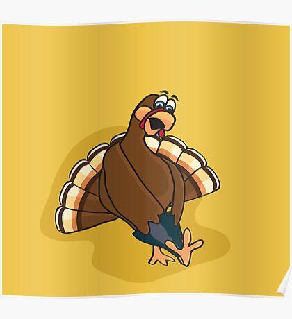 Turkey Dressing Poster