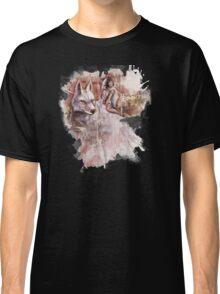 Mononoke and the Wolf Digital Painting Classic T-Shirt