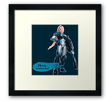 Dominion Ghost Framed Print