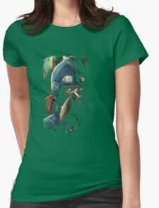 Nausicaa Valley of the Wind Anime Tra Digital Painting  T-Shirt