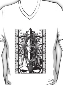 Legend of Zelda Midna Twilight Princess Geek Line Artly  T-Shirt