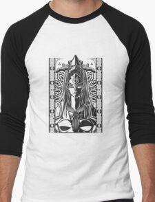 Legend of Zelda Midna Twilight Princess Geek Line Artly  Men's Baseball ¾ T-Shirt