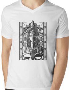 Legend of Zelda Midna Twilight Princess Geek Line Artly  Mens V-Neck T-Shirt
