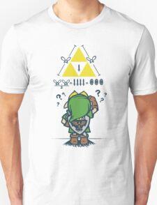 A Link to the Math Unisex T-Shirt