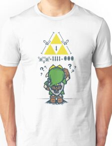 A Link to the Math Unisex T-Shirt