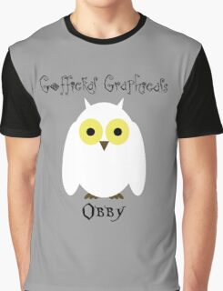 Obby the Owl Graphic T-Shirt