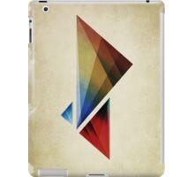 Triangularity  Poster  iPad Case/Skin