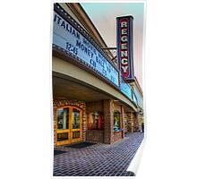 San Juan Theater Poster