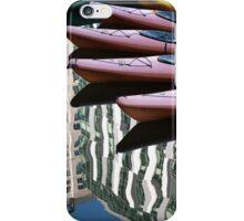 Kayak Reflections iPhone Case/Skin