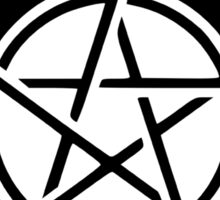 Supernatural Anti-Possession v2.0 Sticker