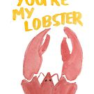"""Friends: """"Lobster"""" by dictionaried"""