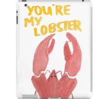 "Friends: ""Lobster"" iPad Case/Skin"