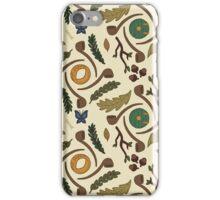 The Hobbit Pattern iPhone Case/Skin