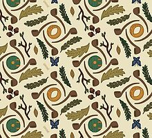 The Hobbit Pattern by TunaNoodles