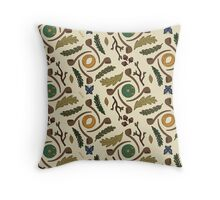 The Hobbit Pattern Throw Pillow