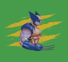 Let's Go, Bub || Wolverine One Piece - Short Sleeve