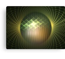 Frequency Modulation Canvas Print