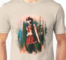 Mari Makinami Evangelion Anime Tra Digital Painting  Unisex T-Shirt