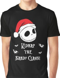 Nightmare Before Christmas - Sandy Claws v2.0 Graphic T-Shirt