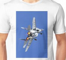 Polish Air Force Mikoyan Gurevich MiG-29A Fulcrum A, Red 111 Unisex T-Shirt