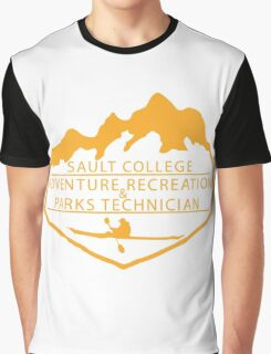 Sault College: Adventure Recreation & Parks Technician Graphic T-Shirt