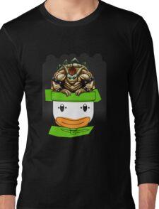 King Koopa's Clown Car Long Sleeve T-Shirt