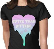 Cuter Womens Fitted T-Shirt