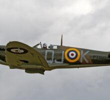 Spitfire Mk IIA  P7350 Sticker