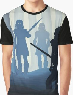 A Cold Night Graphic T-Shirt