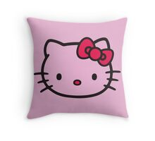 Hello Kitty Throw Pillow