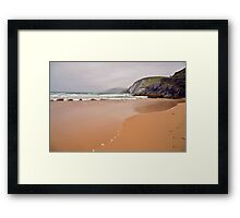 Kerry Shoreline  Framed Print