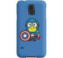 Captain Minerica Samsung Galaxy Case/Skin