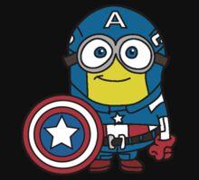 Captain Minerica Kids Clothes