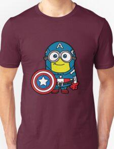 Captain Minerica T-Shirt
