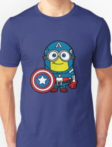 Captain Minerica T-Shirt