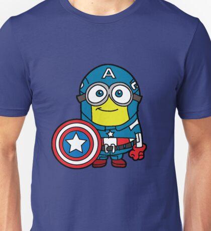 Captain Minerica Unisex T-Shirt