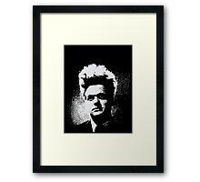 Eraserhead Henry Spencer - Transparent design Framed Print