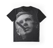 Dr Strlove - Black Transparency Graphic T-Shirt