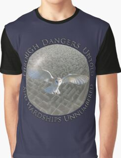 Labyrinth - Through Dangers Untold Graphic T-Shirt