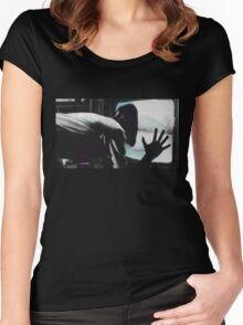 VideoDrome - Test Women's Fitted Scoop T-Shirt