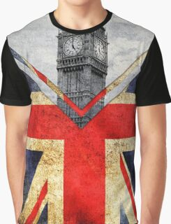 Flags - UK Graphic T-Shirt