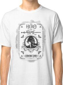 Legend of Zelda Link Hero of Time Geek Line Artly Classic T-Shirt