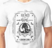 Legend of Zelda Link Hero of Time Geek Line Artly Unisex T-Shirt