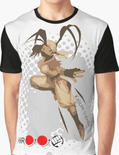 Kasumi suzaku Graphic T-Shirt